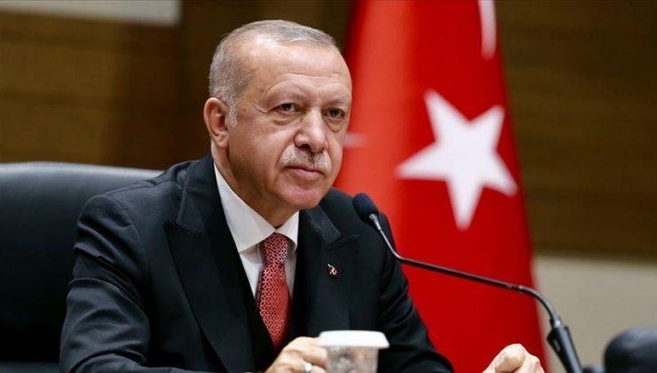 Erdoğan'dan paralimpik milli atletlere tebrik