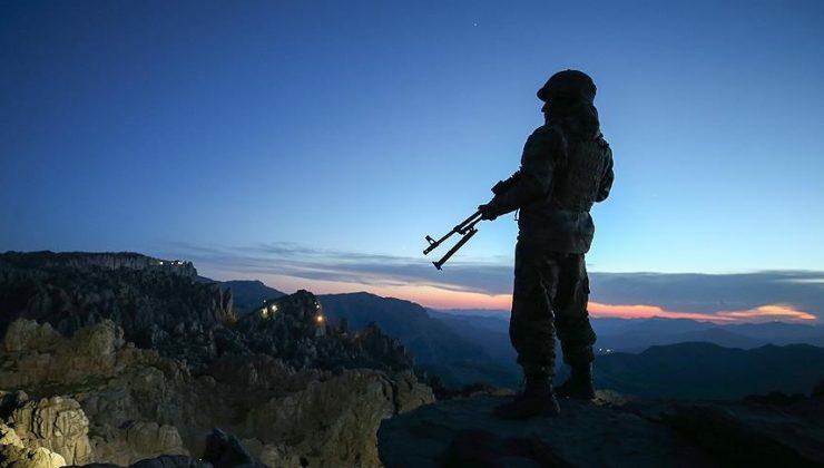 İçişleri Bakanlığı duyurdu: Bir güvenlik korucusu şehit oldu