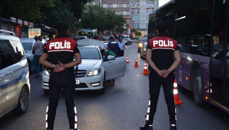 İstanbul'da aranan 411 şüpheli yakalandı