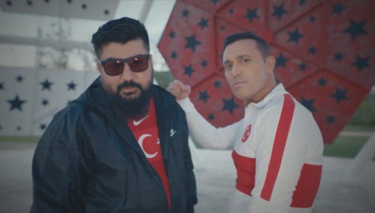 Mustafa Sandal'ın Türk Milli Takımı için yaptığı şarkı yayınlandı