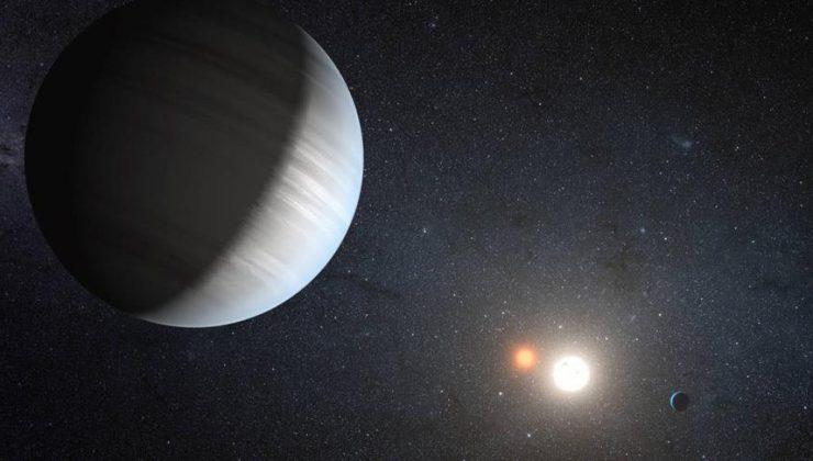 NASA, Dünya'ya benzeyen 'garip bir gezegen' keşfetti