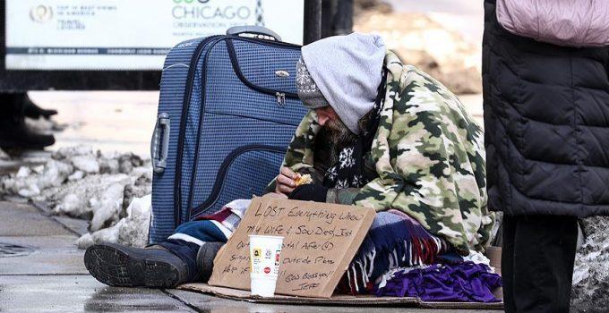 New York'ta 8 bin evsiz normalleşmeyle tekrar sığınaklara dönecek