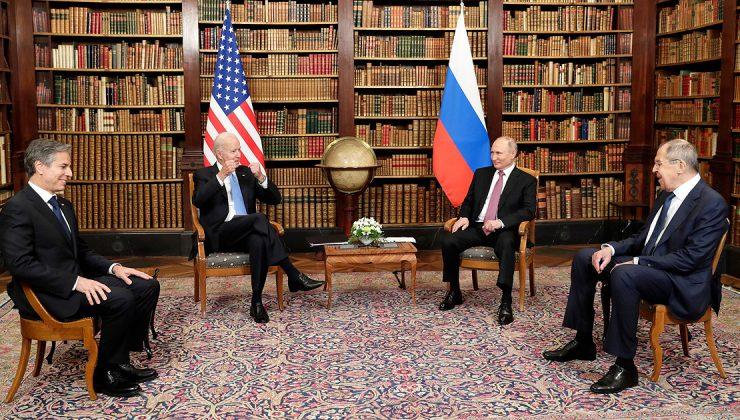 Putin ve Biden'dan ortak bildiri: Nükleer bir savaş asla başlatılmayacak