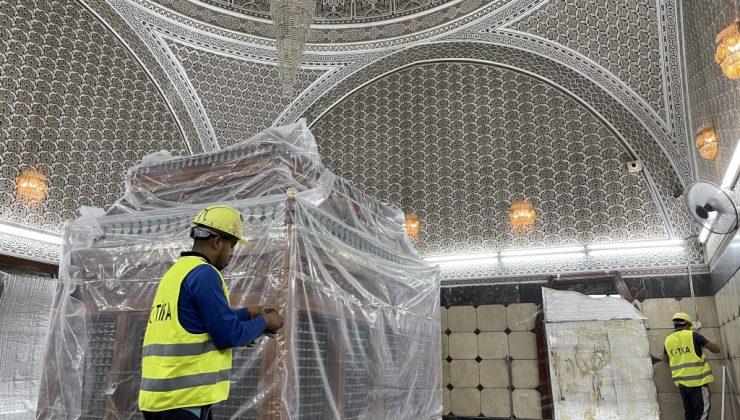 TİKA Irak'ta İslam Alimlerinin Türbelerini Restore Ediyor