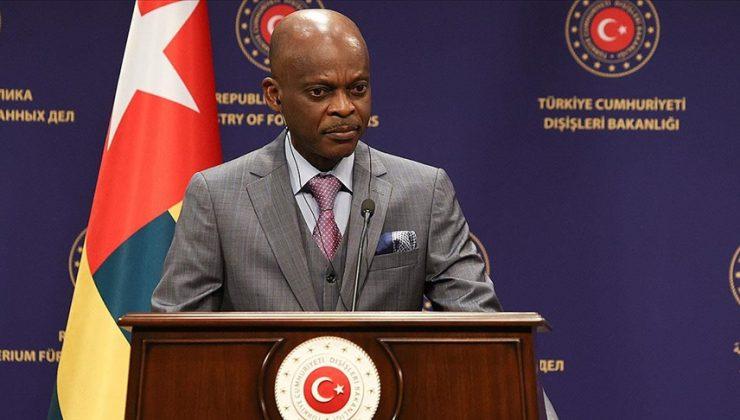 Togo Dışişleri Bakanı Dussey'in Türkçe paylaşımları dikkat çekti