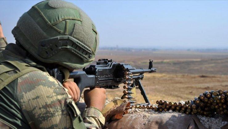 Zap ve Avaşin bölgelerinde 3 terörist öldürüldü