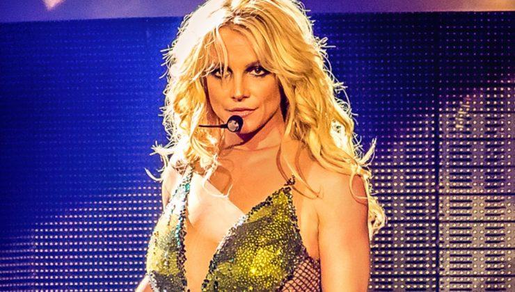 Spears rest çekti: Sahneye çıkmayacağım