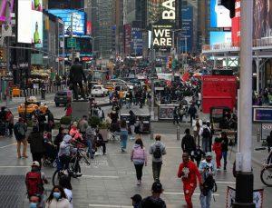 New York 'ta belediye çalışanlarına aşı zorunluluğu