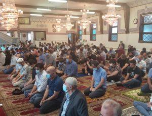 Amerika'daki Müslümanlar Kurban Bayramını kutladı