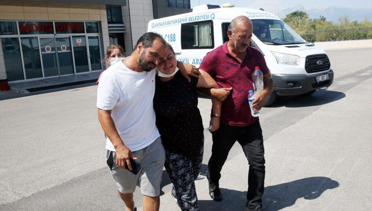 Antalya`da villa havuzuna düşen 3,5 yaşındaki çocuk boğuldu