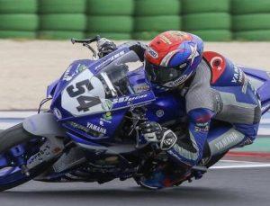 Milli motosikletçi Sofuoğlu Hollanda'da 5. oldu