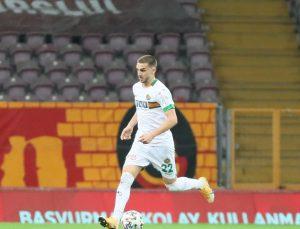 Galatasaray, Berkan Kutlu transferinde Alanyaspor'la anlaştı