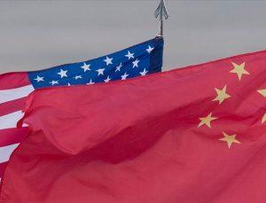 """Çin Dışişleri Bakan Yardımcısı Şie'den, ABD'ye """"oldukça yanlış zihniyetini"""" değiştirme çağrısı"""