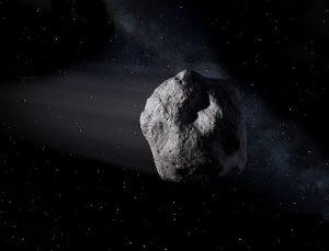 """Dünya asteroitlerden çok """"Çekmiş"""""""