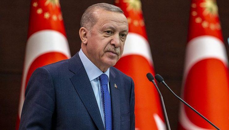 Cumhurbaşkanı Erdoğan, partisinin 81 il teşkilatıyla bayramlaştı