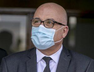 Tunus Sağlık Bakanı Mehdi görevden alındı
