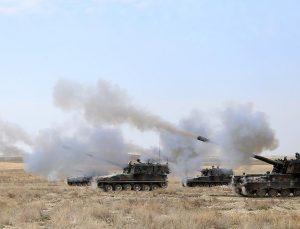 Sınırda alçak saldırı: 2 asker şehit oldu, terör hedefleri vuruluyor