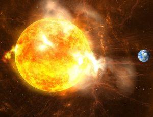 Dikkat hızla yaklaşıyor: Güneş fırtınası Dünya'yı vurabilir