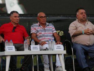 """""""Hababam Sınıfı"""" filminin oyuncuları Antalya'da bir araya geldi"""