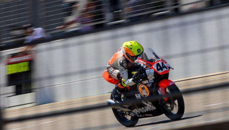 Genç motosikletçi Hugo Millan yarış kazasında öldü