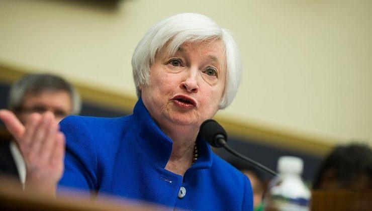 """Yellen'dan Kongre'ye """"borç limiti"""" uyarısı"""