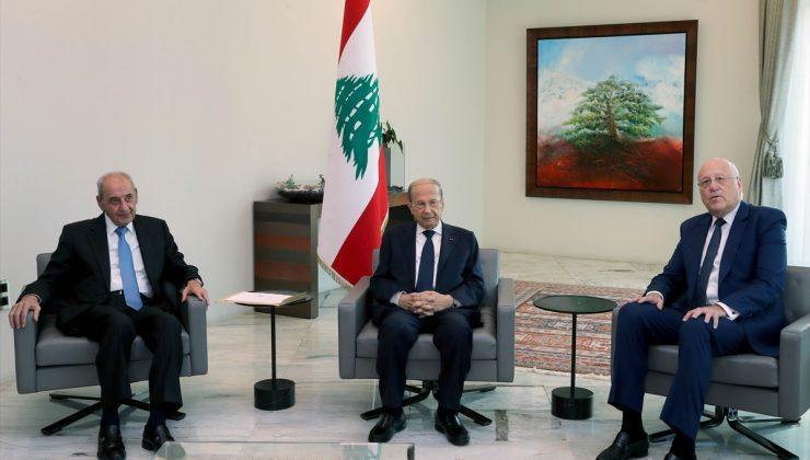 Lübnan'da hükümeti kurma görevi Necib Mikati'ye verildi