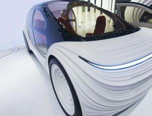 İşte dünyanın en ilginç otomobili