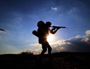 Pençe Harekatı'nda bir asker şehit oldu