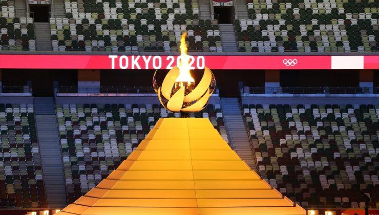 2020 Tokyo Olimpiyat Oyunlarına görkemli açılış töreni