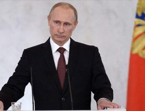 Putin, ''İsrail savaş uçaklarını vurun'' dedi