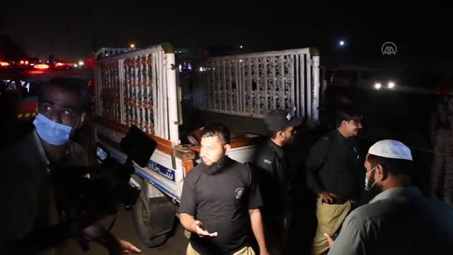 Pakistan'da bağımsızlık kutlamalarının ardından bombalı saldırı: 11 ölü