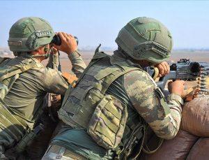 Suriye'nin kuzeyinde 7 terörist etkisiz hale getirildi
