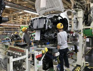 Toyota üretimini yüzde 40 azaltıyor
