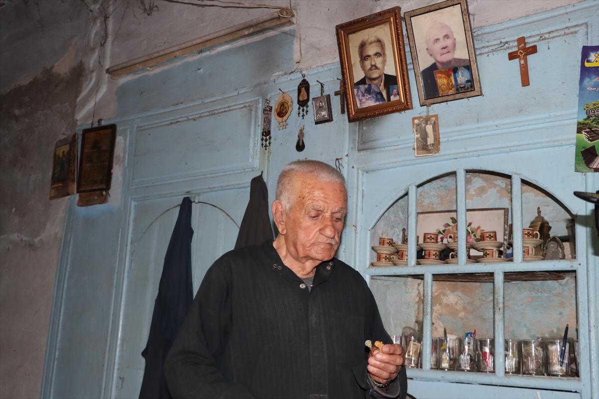 """İHH, """"Hacı"""" lakaplı Hristiyan Butrus'a yardım ulaştırdı"""
