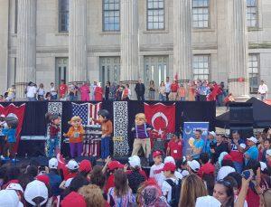 YTB'den ABD'deki Türklere yönelik projeler