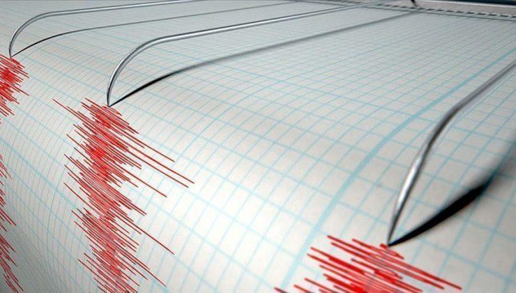 Ege'de 5,8'lik deprem: Mahsur kalanlar var