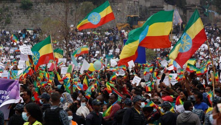 Etiyopyalı Müslümanlardan çağrı