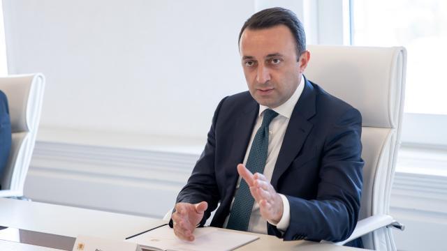 Gürcistan Başbakanı: Saakaşvili dönerse tutuklanır ve hapse girer