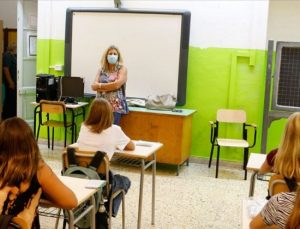 ABD'de okullar için çarpıcı maske araştırması