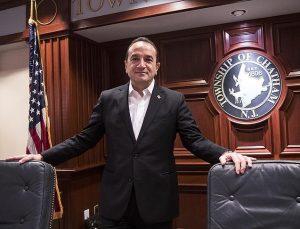Tayfun Selen ABD'nin ilk Türk kongre üyesi olmak için yola çıktı