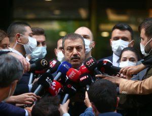 Kavcıoğlu: Merkez Bankası rezervleriyle güçlüdür
