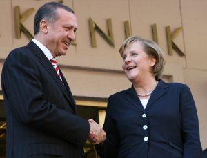 Dünden bugüne Erdoğan-Merkel görüşmeleri