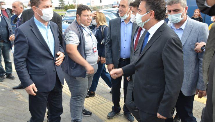 Babacan'a Ankara'da şok üstüne şok