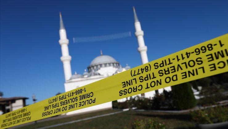 Amerika Diyanet Merkezi'nin bahçesinde silahlı saldırı: 1 yaralı
