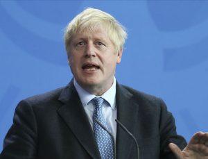 Johnson: İklim değişikliği Kovid-19'dan daha tehlikeli