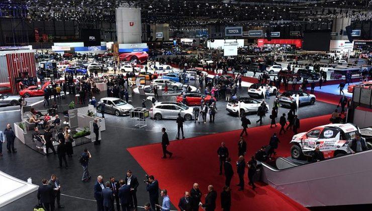 Cenevre Otomobil Fuarı 3. kez iptal edildi