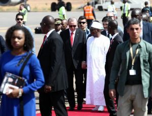 Türkiye'nin Afrika hareketi! Milyar dolarlık yatırım ve 50 büyükelçilik