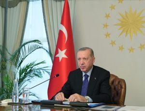 Cumhurbaşkanı Erdoğan'dan Özdemir Bayraktar için taziye ilanı