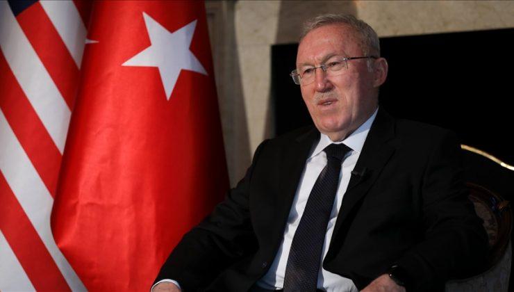 """Washington Büyükelçisi Mercan: """"Türkiye ve ABD birlikte çalışmalıdır"""""""
