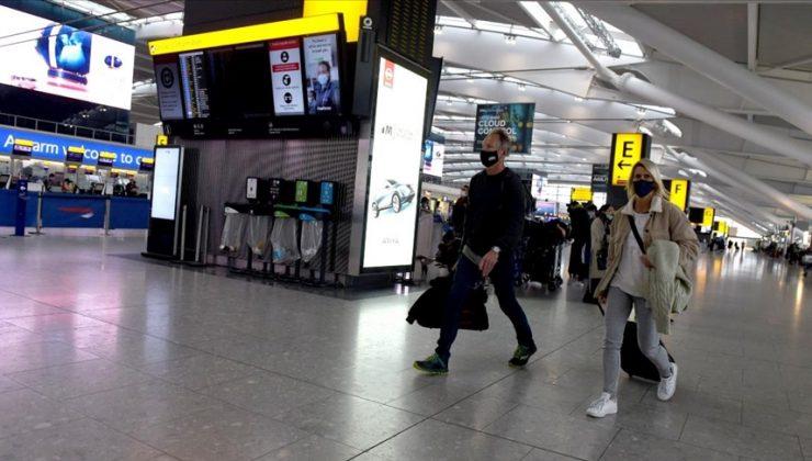 İngiltere'den yolcu kararı: Türkiye dahil 37 ülkeden gelenler ülkeye girebilecek